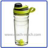 Бутылка воды бутылки трасучки протеина пластичная (R-S070)