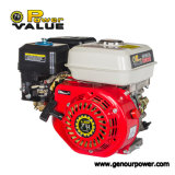 170f 7.0HP Four Stroke Small Gasoline Gas Petrol Engine voor Generator Water Pump