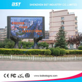 Bst LED 옥외 전시, P10 의 1280mm*960mm 크기, SMD 높은 광도, IP65 물 증거