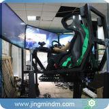 Машина 2016 самая новая игр автомобильной гонки экрана Финляндии 3 типа управляя имитатором для парка атракционов, торгового центра