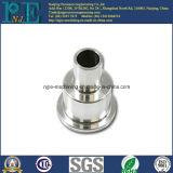 관례 CNC 기계로 가공 알루미늄 용접 관 이음쇠