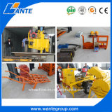 中国Supplier Semi-Automatic Interlocking BrickかBlock Machine