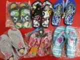 Продавать смешивание вводит Stock тапочку в моду Flops Flip размера детей Stock (S1017-5)