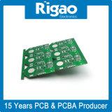 Placa de circuito rígida do carregador móvel do projeto do PWB da manufatura de Shenzhen