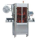 Automatique manches PVC machine étiquette de rétrécissement de bouteilles en plastique