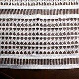 Cordón químico del ganchillo del cordón del poliester para la ropa