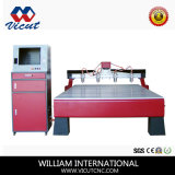 Multi автомат для резки CNC головки для делать двери (VCT-1518W-4H)