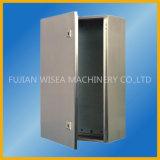 Metal de hoja exacto de la fabricación del gabinete del metal de la alta calidad