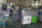 Máquina de revestimento plástica da tubulação de aço da camada
