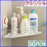 Шкаф угла ванной комнаты хранения провода Powelful с чашкой всасывания