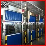 Elektrisches Gewebe-automatischer Rollen-Hochgeschwindigkeitsblendenverschluß (ST-001)