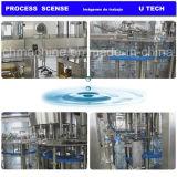 Automática animal doméstico plástico botella de agua de la máquina de llenado