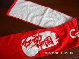 Логос печати цены высокого качества дешевый резвится полотенце