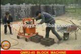 Малая подвижная бетонная плита класть яичка делая машину (QMR2-45)