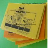 Señales de peligro plásticas de la tarjeta plástica acanalada de la muestra de Coflute Coroplast Correx/muestras de la prohibición