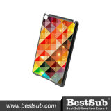 Geval van de Tablet van de Sublimatie van de Aankomst van Bestsub het Nieuwe Zwarte Plastic voor iPad Mini 4 (IMD09K)
