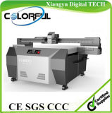 Máquina plana ULTRAVIOLETA de la impresora de los colores LED del tamaño 6 de la impresora A1 del Dgt de la mejora