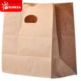 Handleの顧客用RestaurantクラフトPaper Bags