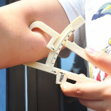 Compasso de calibre plástico da gordura de corpo dos cuidados médicos aptos quentes do sustento do Sell