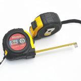 주문을 받아서 만들었다 로고 도매 탄력 있는 강철 측정기 (RUT-002)를