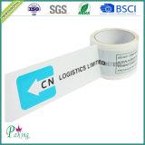 Il marchio ha stampato il nastro adesivo dell'imballaggio di BOPP (P050)