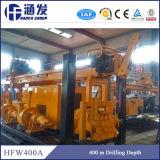 Plate-forme de forage hydraulique de puits d'eau (HFW400A)