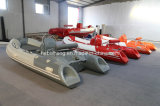 4m Hypalon Rib Boat (la vente chaude avec les hors-bords 15HP de SAIL E-démarrent)