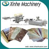Qualität Belüftung-nachgemachter Marmorblatt-Strangpresßling, der maschinelle Herstellung-Zeile bildet
