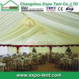 修飾された特別な屋外の玄関ひさしの結婚披露宴のテント