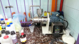 مختبرة إستعمال [إإكسبلوسونبرووف] أفقيّة خرزة مطحنة ([زم0.3ب])