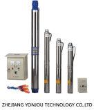 Elektrische versenkbare Wasser-Pumpe für Vertiefung