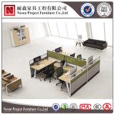 Bureau en bois Worstation (NS-PT038) de Tableau d'ordinateur de dessus de Tableau de type simple