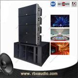 X-1810s удваивают 10 840W линия шкаф диктора блока