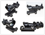 난조 Airsoft 1X32 Red와 Green DOT Sight Rifle Scope