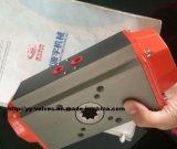 Sanitaire pneumatique vanne papillon (Aluminium)