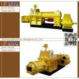 フルオートの押出機の煉瓦機械