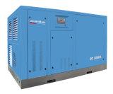 Compressor conduzido direto do parafuso da eficiência elevada de Dhh 350HP