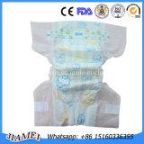 Tecidos descartáveis do bebê do algodão macio da boa qualidade para a venda