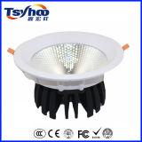 20W diodo emissor de luz de fundição Downlight do alumínio da ESPIGA de 6 polegadas