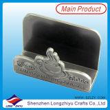 Названного владельца карточки металла держателей визитной карточки Сингапур навальные