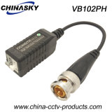 Terminal Blocks (VB102pH)를 가진 1CH CCTV Passive UTP Transceiver