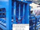 Zcjk Qty9-18 voll automatischer hydraulischer Betonstein und Ziegeleimaschine