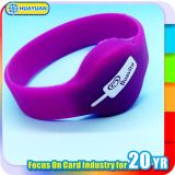La temperatura ha resistito al wristband classico di MIFARE 1K RFID