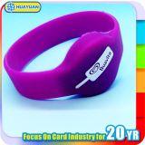 La temperatura resistió el wristband clásico de MIFARE 1K RFID