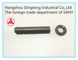 Pin 60011218 del diente del compartimiento del excavador para el excavador Sy55 de Sany
