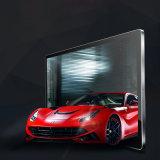 '' montaje androide LCD de la pared 42 que hace publicidad del jugador con tacto