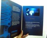 Карточка LCD 4.3 дюймов - поздравительая открытка ко дню рождения с подгонянным видеоим