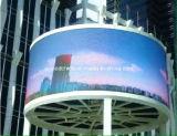Pantallas de visualización a todo color de LED de la publicidad al aire libre de P16mm