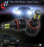 2000-2000lm 12LED 60W E92 H8 LEDのマーカーの天使の目