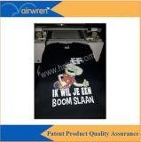 TシャツHaiwn-T600プリンターの高速多機能の新製品の印刷